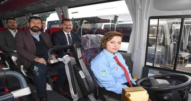 Kocaseyit Havalimanı İçin 5 Otobüs