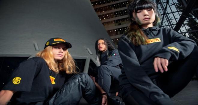 Pirelli, Nike Ve İnter İmzalı Yeni 'Racing Collection' Tanıtıldı