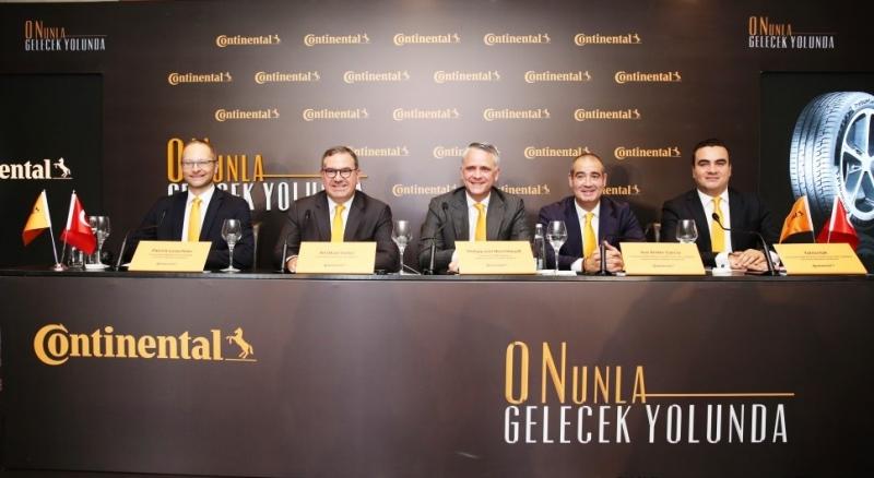 Continental Türkiye'de ki 10. Yılını Kutluyor