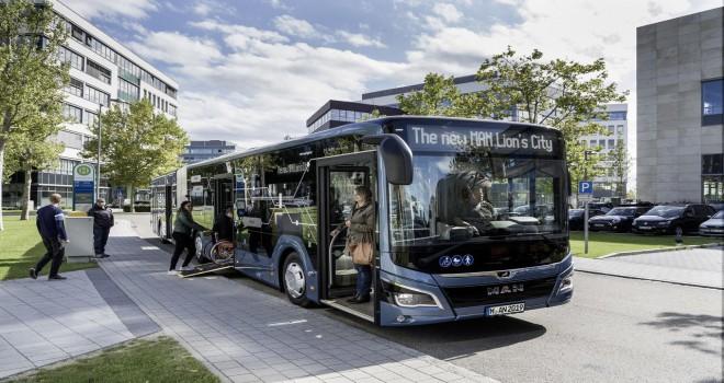 MAN Truck & Bus, Busworld Europe 2019'da: Mobilite Çözümleri ile Geleceği Yönlendiriyor