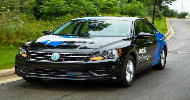 Delphi Technologies Akıllı Sürüş Çözümleriyle Otomotivin Geleceğini İyileştiriyor
