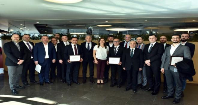 Petrol Ofisi 'Üçüncü Göz'ün İlk Hizmet  Şampiyonları Törenle Ödüllerini Aldı