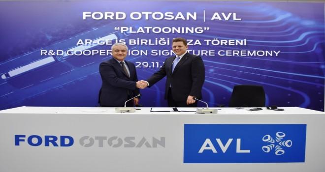 Ford Otosan Ve AVL'den Otonom Sürüşte İşbirliği