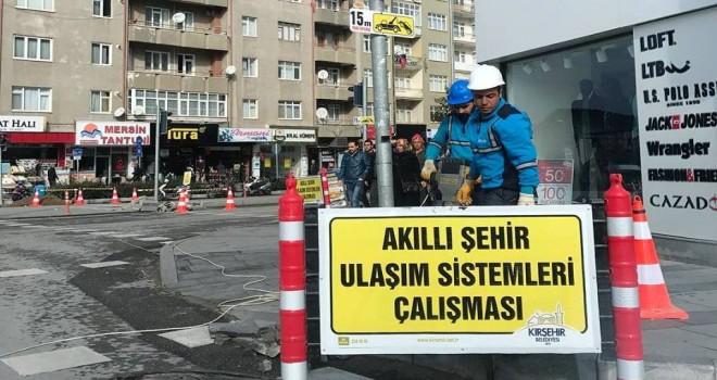 Kırşehir'de Akıllı Ulaşım
