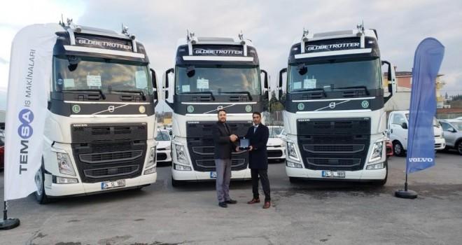 Akbulut Nakliyat, Bir Kez Daha Volvo Trucks Çekicileri Tercih Etti