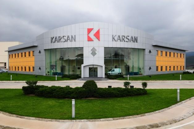 KARSAN'A SOSYAL SORUMLULUK BELGESİ