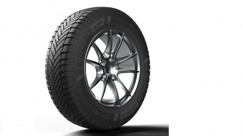 Michelin'in Yeni Kış Lastiği 'MICHELIN Alpin 6', Yeniyken De Aşındığında da Güvenli