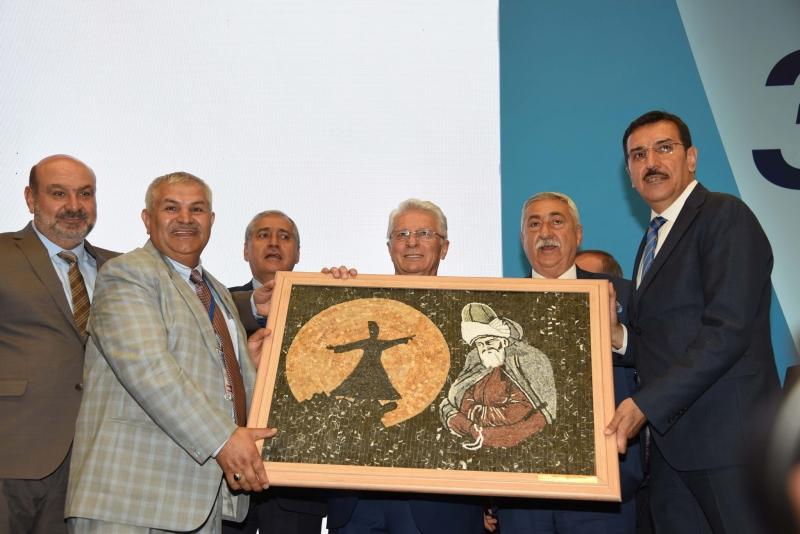 TŞOF BAŞKANI FEVZİ APAYDIN, GÜVEN TAZELEDİ