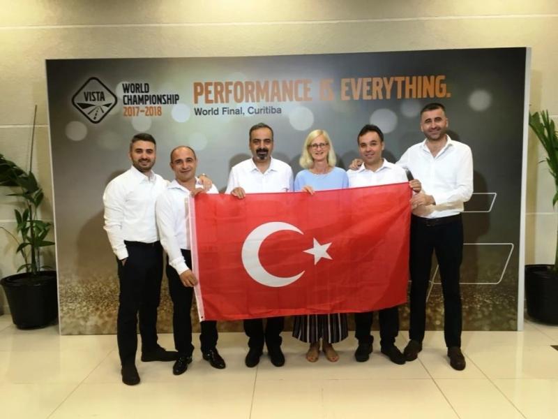 VOLVO TRUCKS'IN EN İYİ SERVİS YARIŞMASI VISTA SONA ERDİ