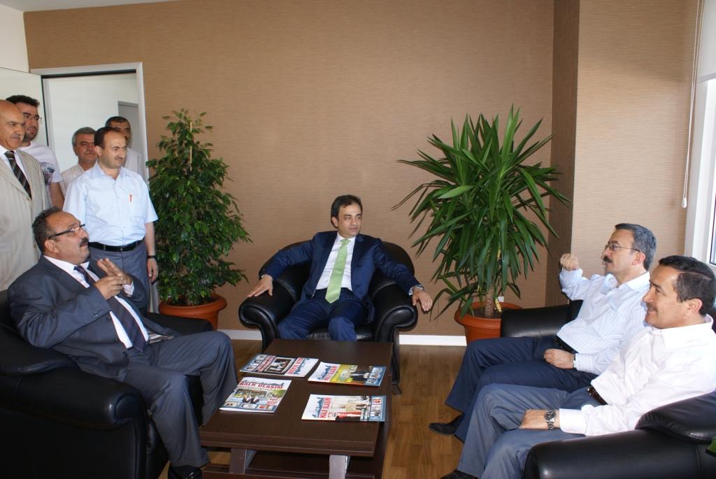 Dr. Hayri Baraçlı İstanbul Halk Ulaşım'da