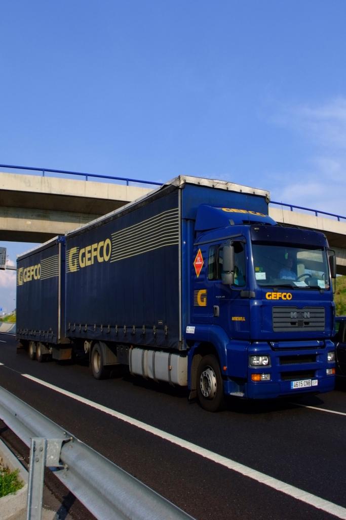 GEFCO Birleşik Arap Emirlikleri'nde
