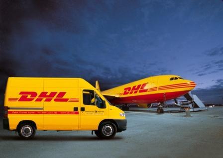 DHL Otomotiv Sektörüne Özel