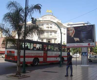 İstanbul Halk Ulaşım A.ş.'nin Fas Seferi