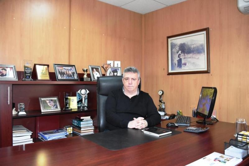 HALKBANK KREDİYİ VERDİ ESNAF FSM DEMİRBAŞ DEDİ