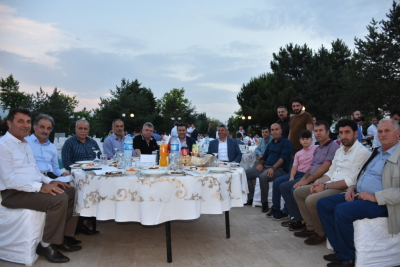 KAMYONCU FSM DEMİRBAŞ SOFRASINDA BULUŞTU