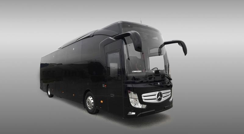 Mercedes Benz Travego 16 Shd Ve Travego 16 Shd 2 1 Turkiye Pazarinda