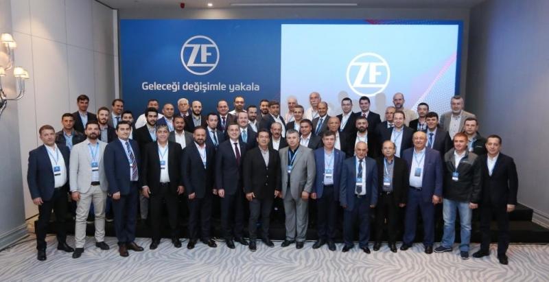 ZF 2018'E DAMGASINI VURMAYA HAZIRLANIYOR